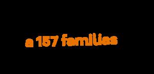157 familias