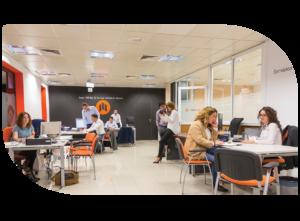 Foto oficina Inmotasa sucursal de Ceutí