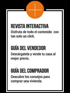 Inmotasa Inmobiliaria en Murcia, Revista propiedades a la venta