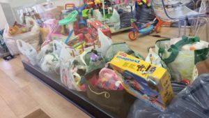 Inmotasa: Campaña solidaria: Ningún niño sin Juguete
