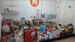 recogida de juguetes 2018 - enero - inmotasa agencia inmobiliaria en murcia