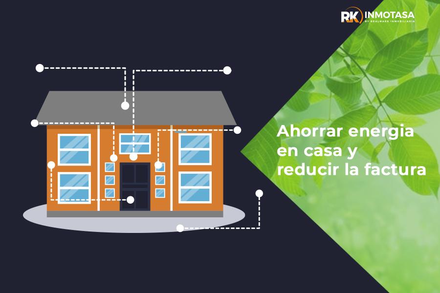 ahorro energia casa inmotasa