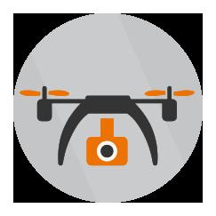 Vídeos con dron