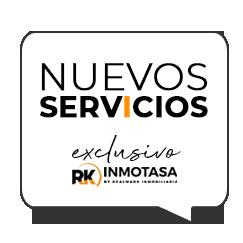 Nuevos servicios Inmotasa