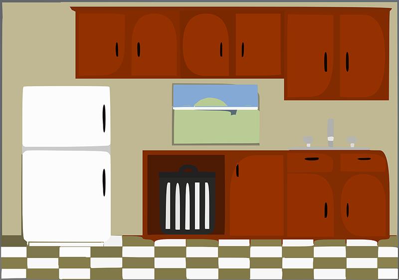 Arreglando una vivienda con home staging.