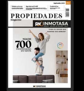 Revista de propiedades de inmotasa de septiembre 2020.