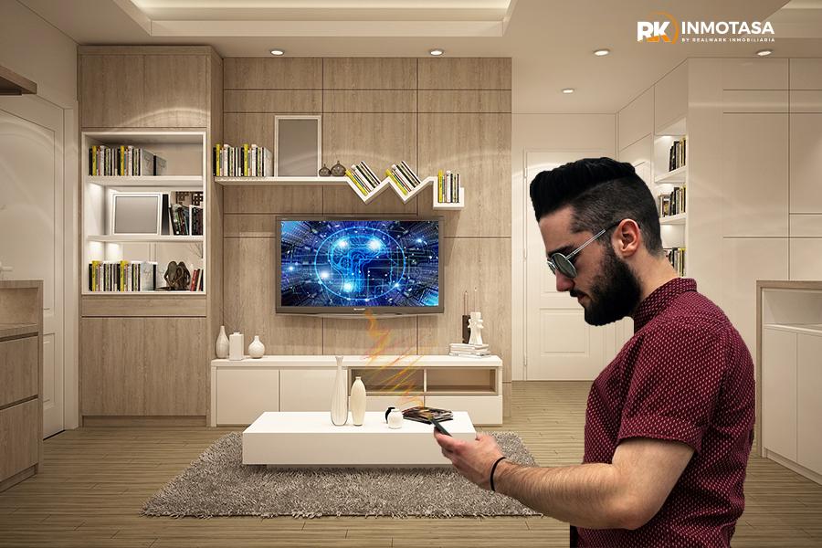 Instalador de sistemas inteligentes para viviendas.