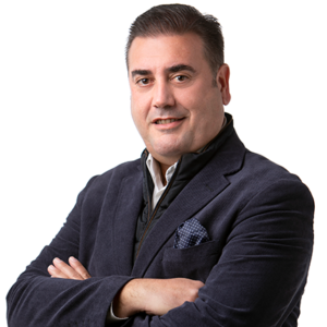 Alfonso Rubio: Asesor inmobiliario de Inmotasa.