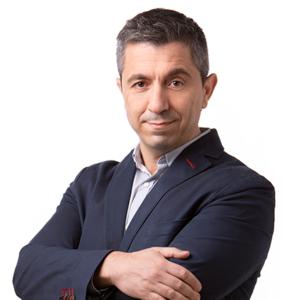 Joaquín Morales: Asesor inmobiliario de Inmotasa.